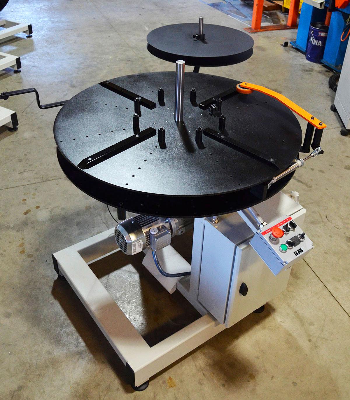 Turri Technologies può costruire attrezzature ausiliarie per la vostra produzione